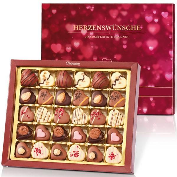 Frische Pralinen Zum Valentinstag Verschicken Mit Pralinenbote