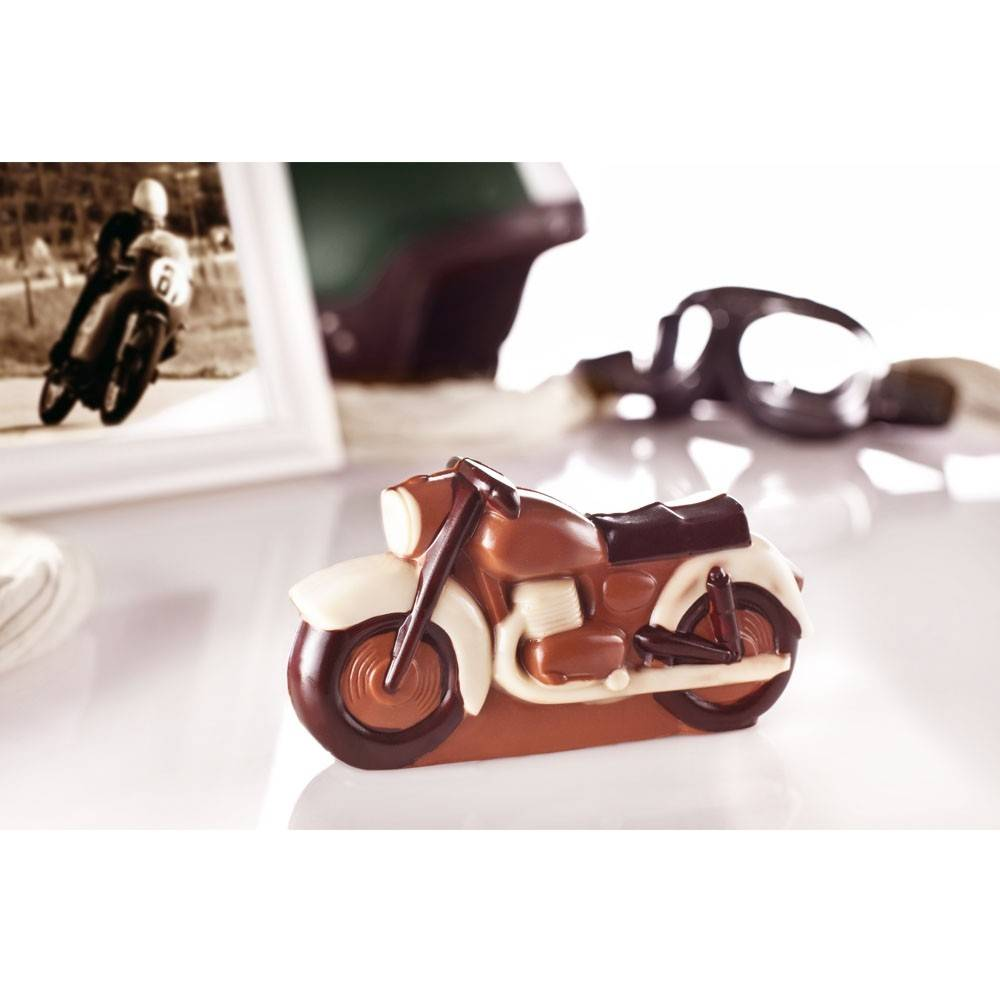 schoko motorrad 16 cm f r ihn kategorie geschenke. Black Bedroom Furniture Sets. Home Design Ideas