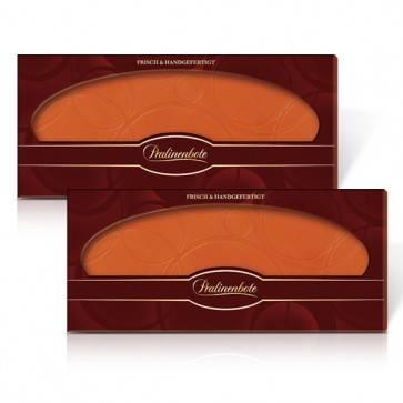 Herkunfts-Schokoladentafel-Set Vollmilch