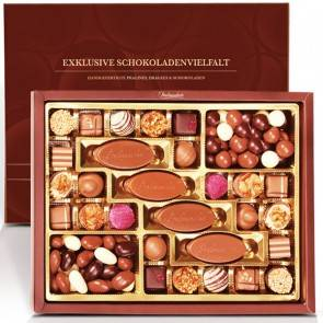 "Exklusive Schokoladenvielfalt ""Alkoholfrei"""
