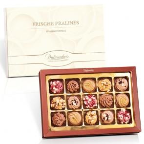 Nougat Cupcakes mit 15 Pralinen