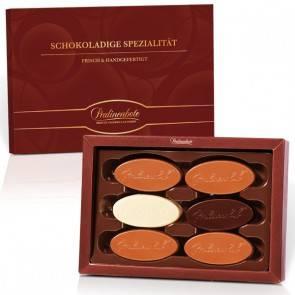 Schokoladentäfelchen, 24 Stück