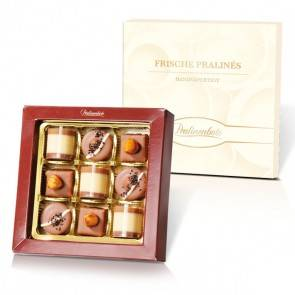 Simply the Best mit 9 Pralinen