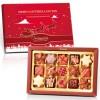Weihnachtskollektion mit 15 Pralinen