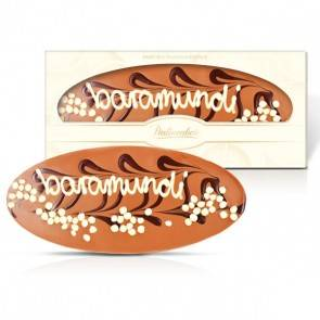 Individuell beschriftete Schokoladentafel