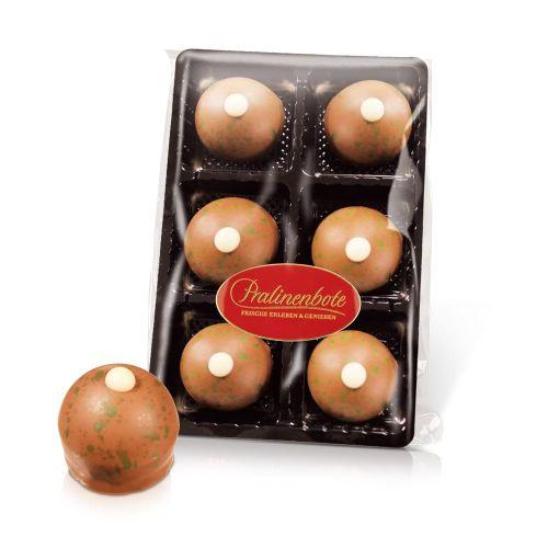 Apfel Amaretto, 6 Pralinen