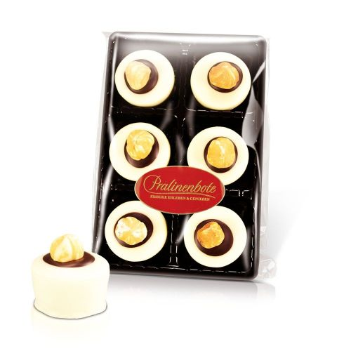 Pure Chocolate Symphony, 6 Pralinen