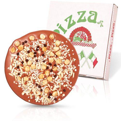 "Schoko-Pizza ""Knusper-Knack"", 16 cm"