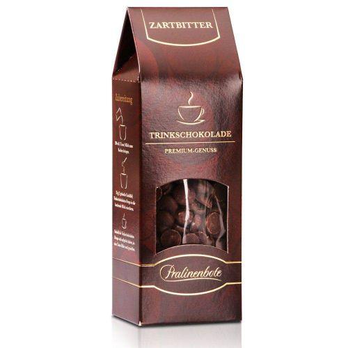 Trinkschokolade Zartbitter, 250 g