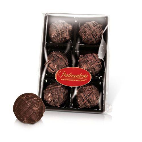Vin au Chocolat Praliné, 6 Pralinen