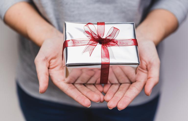 Unser Geschenkservice