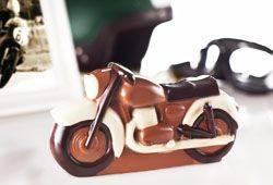 Exklusive Schokoladenfiguren